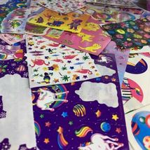 100 Lisa Frank Variety 1980 90s Y2K Sticker Mods  Cosmically Selected  image 9