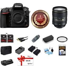 Nikon D810 Digital SLR Camera & 24-120mm f/4 VR Zoom Lens BUNDLE! - $2,933.80