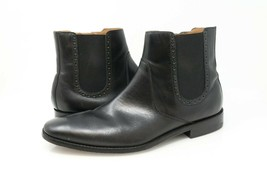 Cole Haan Grand OS Chelsea Boot Mens 10.5 M Black Leather Ankle Boot - $74.99