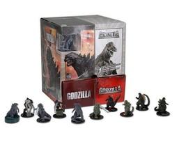 Godzilla - Set Completo di 10 ~2014 Neca Wizkids 5.1cm Action Figures - $42.10