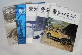 Ford Model A Restorers Club Magazine 1967 Complete Lot of 6 Issues - $11.65