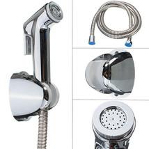 Toilet Bidet Spray Kit Handheld Shower Restroom Sprayer Wall Mounted Head Set  - $23.94
