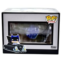 Funko Pop! DC Super Heroes Batman 1950 Batmobile 80 Years Anniversary Figure 277 image 6