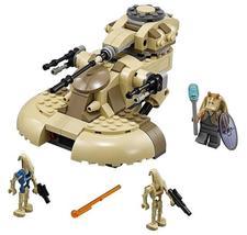 251pcs/set Star Wars Battle Droid AAT Tanks with Minifigures Building Model - $22.90