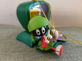 Looney Tunes Chistmas Ornament Marvin The Martian - $12.87