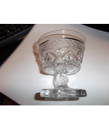 Imperial Glass Footed  Dessert Dish - $25.00