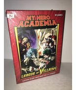My Hero Academia League of Villains Card Game (English) Board Games Book - $35.99