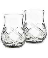 New Top Shelf Bevel Crystal Whiskey Tasters (Set of 2) - $43.55