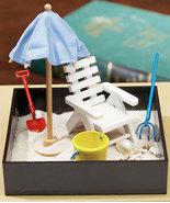Beach Break Executive Mini Sandbox - $11.50
