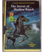 Nancy Drew #5 The Secret of Shadow Ranch Vintag... - $4.99