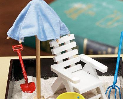 Beach Break Executive Mini Sandbox