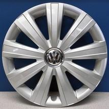 """ONE 2011-2016 Volkswagen Jetta S # 61562 15"""" Hubcap / Wheel Cover # 5C0601147QLV - $70.00"""
