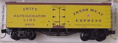 Micro Trains 58010 Swift 36' Reefer 2813