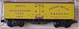 Micro Trains 58010 Swift 36' Reefer 2813 - $20.25