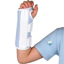 Florida Orthopedics Microban Wrist Splint - Right Youth - $20.99