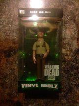 "Brand New Funko Vinyl Idolz The Walking Dead ""Rick Grimes "" figure #11! - $14.99"