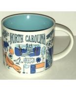 Starbucks 2018 North Carolina Been There Collection Coffee Mug NEW IN BOX - $31.97