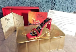 Heart and Sole - Just the Right Shoe - In Box - 25221 - COA - Willitts D... - $15.00