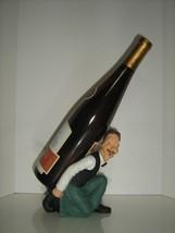 Wine Bottle Holder Maitre d - $20.00