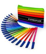 STAEDTLER - Noris Club - 20 x wp20ac fibre tip Färbung Stifte und Federm... - $21.31
