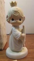 Vintage Precious Moments CONGRATULATIONS PRINCESS Enesco Figurine-W/ Box - $22.28
