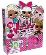 L.O.L. Surprise! 7 Layers of Fun Board Game - £12.82 GBP