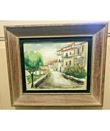 """CINQUE"" SIGNED ANDRE- RUDOLF LESCH FINE ART WATERCOLOR ART PRINT - $49.95"
