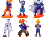 Del seven dragon ball h 55 generation 6doll set decoration doll toy action figures thumb155 crop