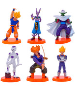 BOHS Animation Model Seven Dragon Ball H 55 Generation 6Doll/Set Decorat... - $437,33 MXN
