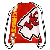 Kansas City Cheifs Retro Drawstring Backpack - ₹1,964.38 INR