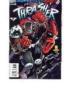 Night Thrasher #20 Marvel [Comic] No information available - $4.89