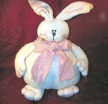 NEW Easter Bunny Rabbit Plush Honey & Me Bear - $16.50