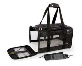 Sherpa Travel Original Deluxe Airline Approved Pet Carrier Size Medium B... - $46.74
