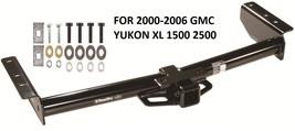 "2000-2006 Gmc Yukon Xl 1500 2500 Trailer Hitch 2"" Tow Receiver Class Iii New - $162.21"