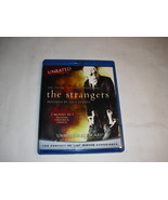 the  strangers  dvd  blue  ray  disc - $0.99