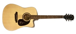 Dave Matthews Autographed Hand Signed Acoustic Electric Guitar Dmb Band w/COA - $1,450.00