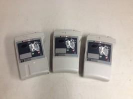 QTY3 Lot Hewlett Packard HP M2601A Telemetry Modules - $56.25