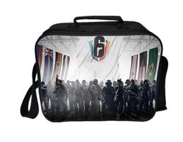Rainbow Six Siege Lunch Box Series Lunch Bag All Team - $19.99