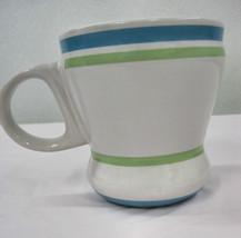 Royal Norfolk Greenbrier International Heavy Mug Coffee Tea Cocoa Cup Wh... - $19.95