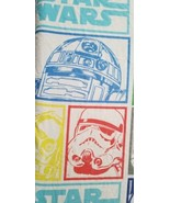 Vintage Star Wars Fitted Twin Sheet - $7.42