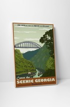 """Cahulawasee River by Steve Thomas Gallery Wrapped Canvas 16""""x20"""" - $44.50"""