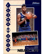 Zion Williamson 2019-20 Panini NBA Hoops Class Of 2019 Card #7 - $12.00