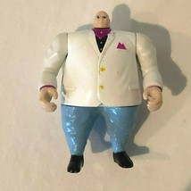 "Marvel Diecast Spiderman Kingpin 2.5"" Figure Toy Biz White Jacket Blue Pants - $5.99"