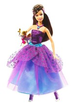 BARBIE A FASHION FAIRYTALE MARIE ALECIA DOLL W/ PET *NEW* - $27.72