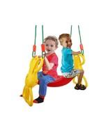 2 Child Swing Set Glider Swing to Add to Play Set Kids Outdoor Playgroun... - $179.98