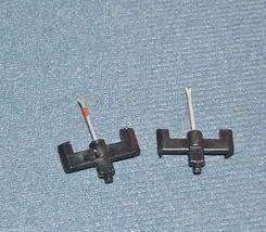 PHONOGRAPH RECORD NEEDLE STYLUS for Panasonic EPS 13 EPC-9T Lot of 2 674-D7 image 1