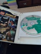 Nintendo Wii LEGO Batman 2: DC Super Heroes & Green Lantern Movie Combo image 2