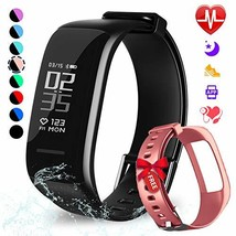 beitony Fitness Tracker, Activity Tracker Watch with Heart Rate and Sleep Monito image 1