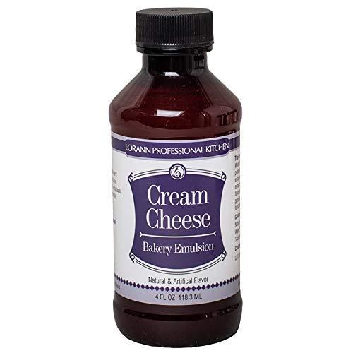 LorAnn Oils Emulsion, Cream Cheese, 4 Ounce - $12.13