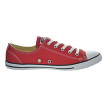 Converse Chuck Taylor All Star Dainty Ox Women's Shoes Varsity Red 530056F - €45,80 EUR